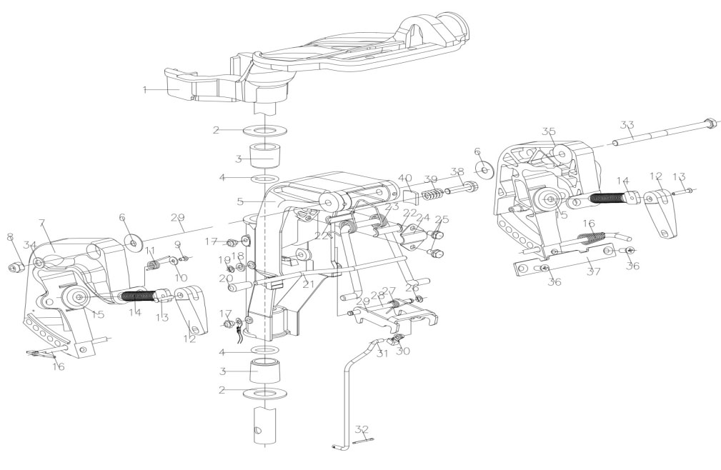 T8 Spare Parts