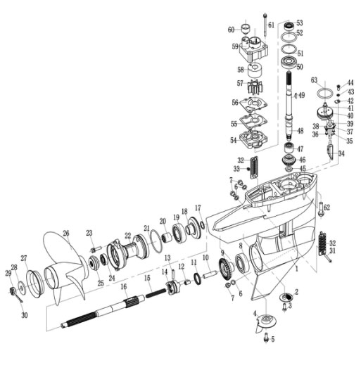 T18 Spare Parts