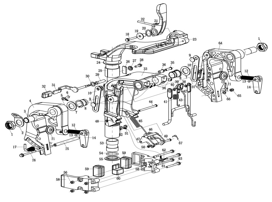T40 Spare Parts