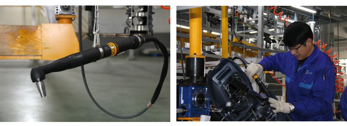 Superior Quality Originates from Advanced Equipment