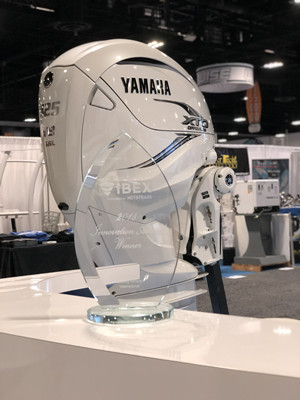 Yamaha Claims Innovation Award For New v8 Xto Offshore