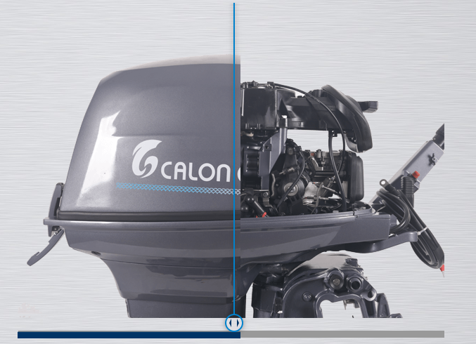 2 Stroke 5hp Outboard Motor