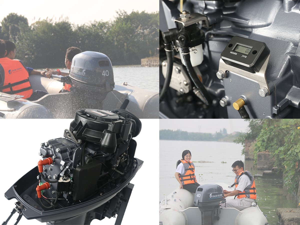 40hp enduro outboard motor