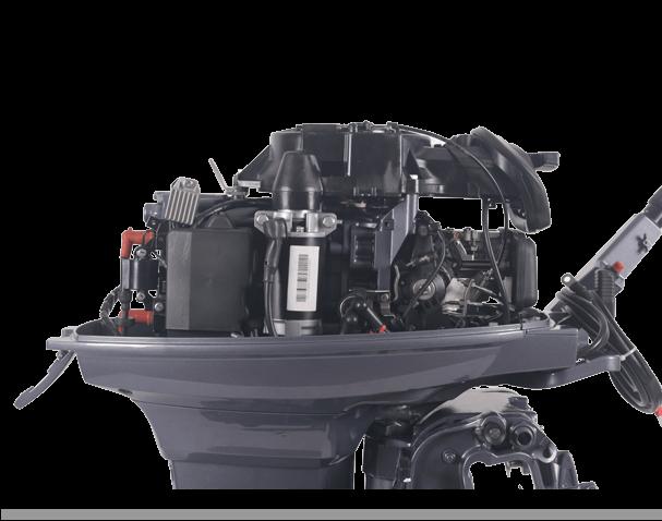Outboard Motor 4 Stroke Boat Engine