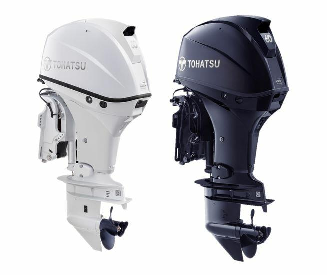 40hp Outboard Motor