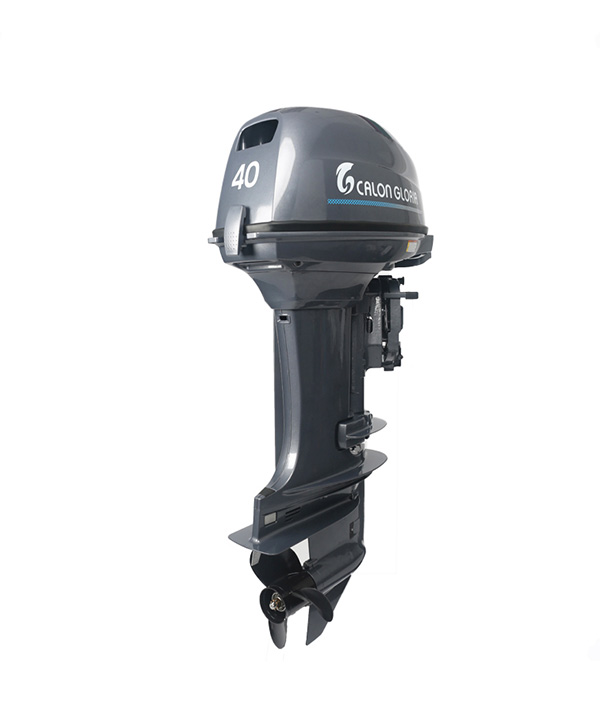 40 HP Outboard Motor
