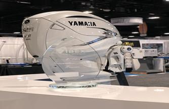 Yamaha Claims Innovation Award For New v8 Xto Offshore