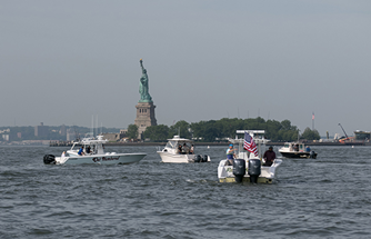 Yamaha Marine helps a legendary charity striped bass tournament return to prominence