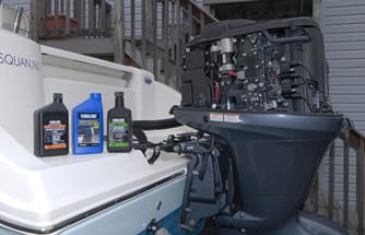 Yamaha Four-Cylinder Outboard Diy Winterization