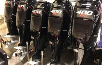 Mercury Marine Sees Record Number Of Motors on Screen In The 2018 Ft. Lauderdale International Boat Show
