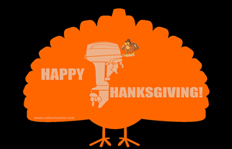 Cang Long Wishes Everyone Happy Thanksgiving