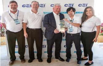Tohatsu Receives NMMA Award for Customer Satisfaction