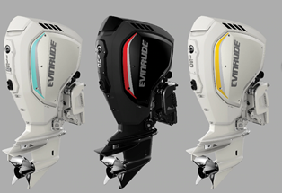 Evinrude launches new 3-cylinder E-TEC G2 Outboards