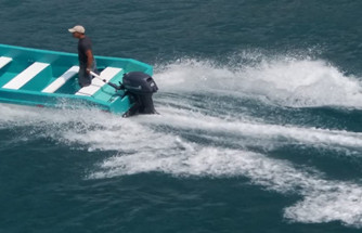 Well-Deserved 40hp Outboard Motor