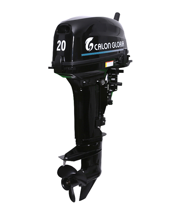 20HP OUTBOARD MOTOR (BLACK)